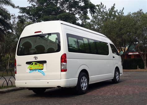 Sewa Hiace Jakarta sewa hiace di jakarta hiace wisata