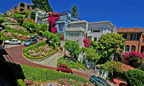 lombard st san francisco ca san francisco eight charming places and spaces