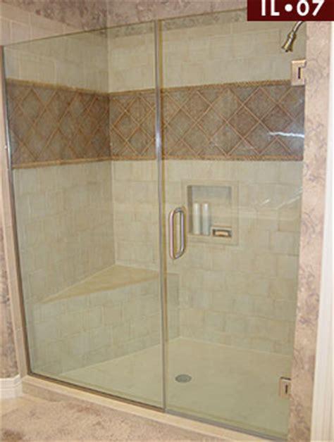 Frameless Shower Doors Houston Shower Doors Houston In Line Il 07 Frameless Shower Enclosure