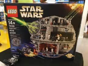 wars todesstern le lego wars 75159 d 233 voil 233 e dans un lego