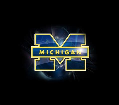 themes of mi mobile michigan wolverines wallpapers wallpaper cave