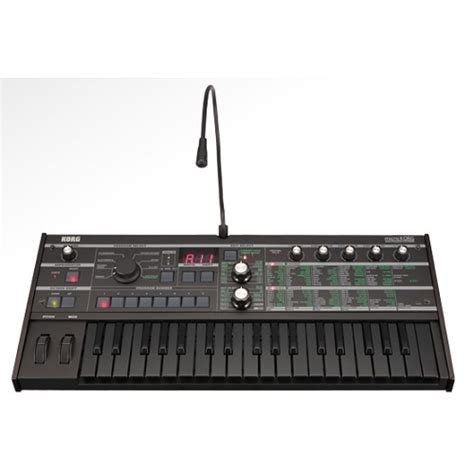 Keyboard Synthesizer Murah jual korg microkorg mk1 black murah bhinneka