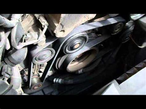 Belt Vario 150 Fan Belt V Belt keilrippenriemen ohne werkzeug wechseln mercedes e 220