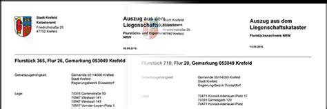 Beglaubigter Grundbuchauszug Beantragen by Liegenschaftskataster 220 Bernahme Ver 228 Nderungen An