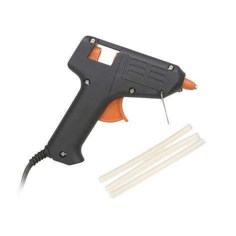 Glue Gun Lem Tembak Stick Cair Lengket Refill Alat Membakar jual kenmaster glue gun lem tembak 10 watt harga kualitas terjamin blibli