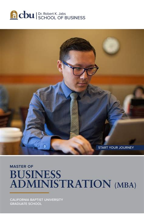 California Baptist Mba by Master Of Business Administration International Grad