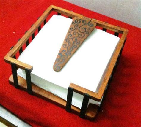 napkin holder plans images  pinterest napkin