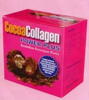Cocoa Collagen Power Plus solata biz cocoa collagen power plus