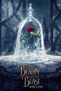beauty and the beast beauty and the beast poster has flower power ew com