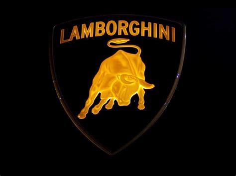 lamborghini symbol on car lamborghini car logo