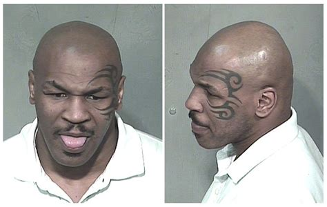 Mike Tyson Indicted On Charges In Arizona by Mike Tyson In Dui Cocaine Bust The Gun