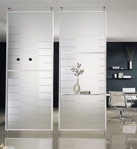 modern room divider modern glass room dividers