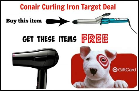 Conair Hair Dryer Coupons free conair hair dryer and 5 target gift card wyb a