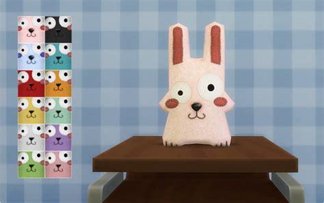 freezer bunny sims 4 caon s stuffed freezer bunny at veranka 187 sims 4 updates