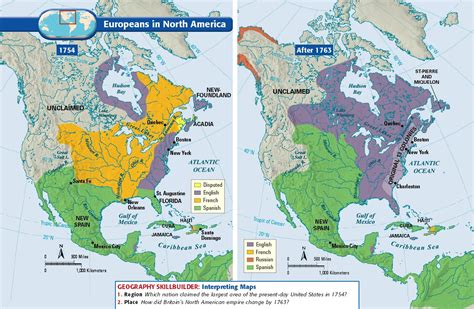 american explorers map europeans in america history