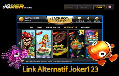 link alternatif joker gayaibcbet