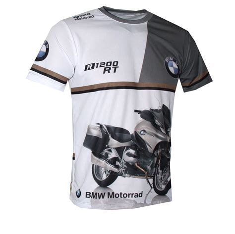 T Shirt Logo Bmw bmw r 1200 rt t shirt with logo and all printed