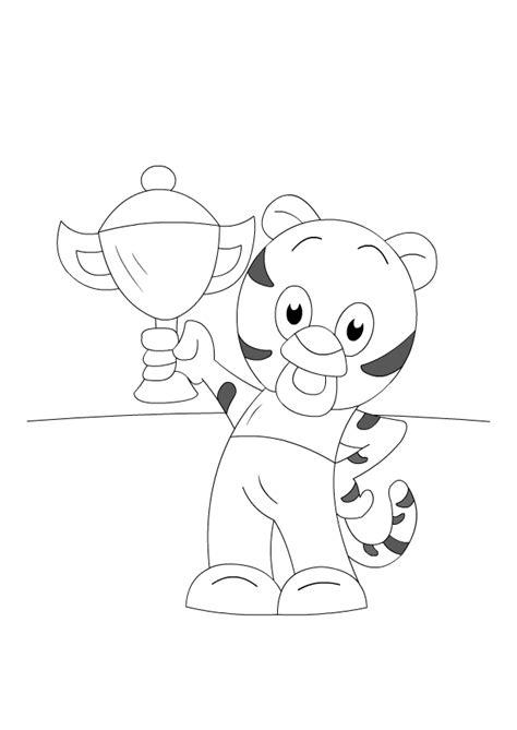 tiger cubs crafts