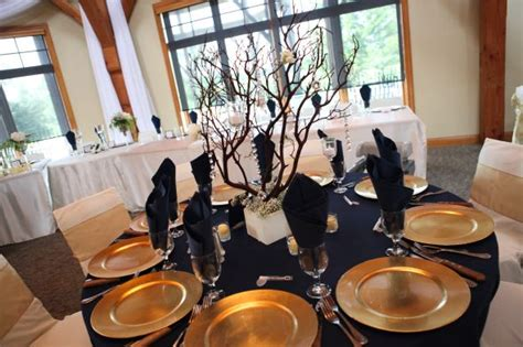 Navy Blue Table L by Dining Room Best 20 Blush Bridal Showers Ideas On