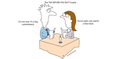 Co Habitating Before Marriage Where To Draw The Line by Cohabitation Myth Smartloving