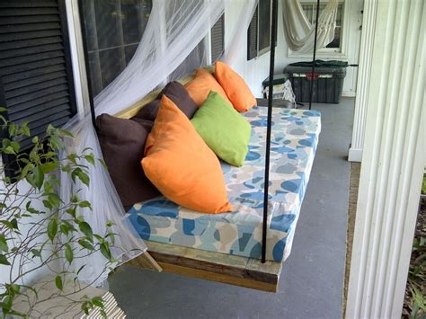 door porch swing diy porch swing made from an old door i d like to build