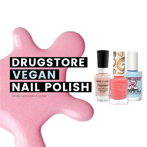 Nail Brands by Vegan Drugstore Nail Brands