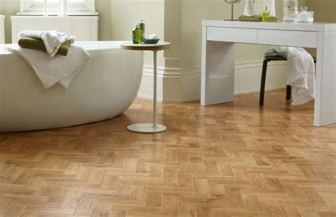What?s Hot in Kitchen & Bathroom Flooring? Luxury Vinyl
