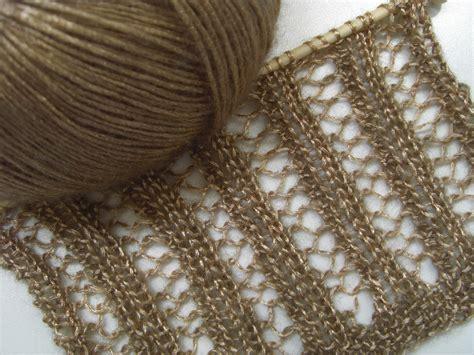 stricken lochmuster stricken netzmuster stricken lace muster