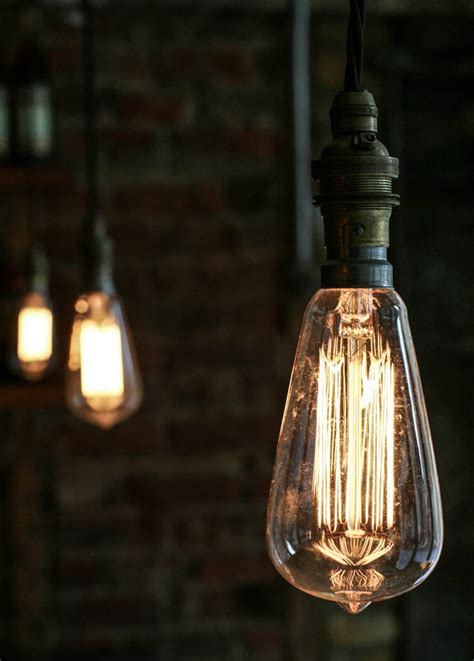 Filament Light Bulb Fixtures Norman The Rise Of The Filament Bulb In S Restaurants