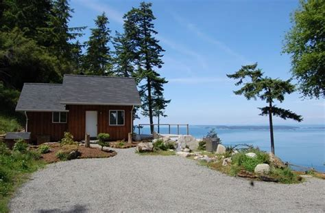 San Juan Islands Cabins by Eastsound Vacation Rental Vrbo 191513 1 Br Orcas Island Cabin In Wa 180 Degree Water Views