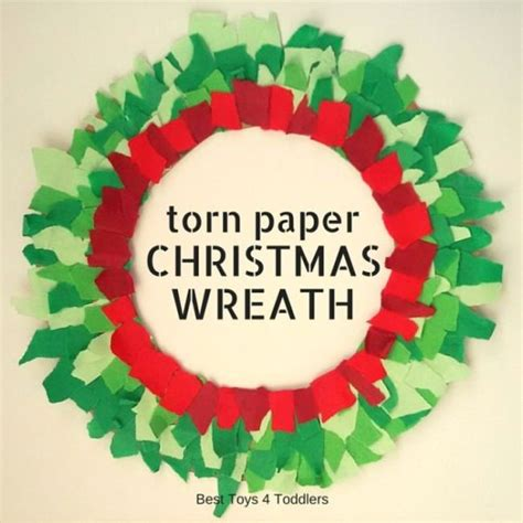 wreath craft for 50 awesome and easy craft ideas for