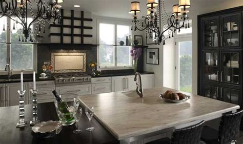 Corian Marble Countertops Corian Looks Like Marble Contemporary Kitchen