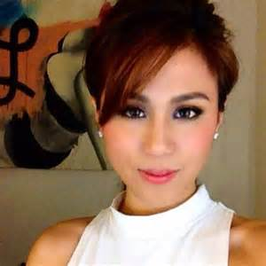 tony gonzaga hair styles stylish and sleek toni gonzaga haircut cute hairstyles 2017