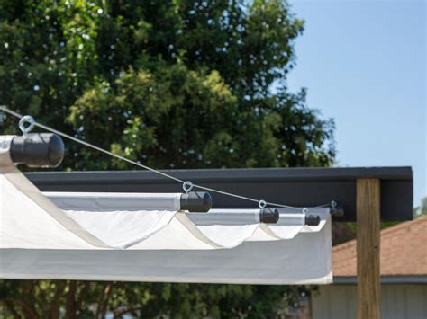 build your own awning frame washing your patio hgtv