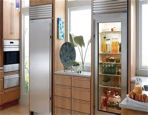 glass front refrigerator for home a glass front refrigerator residential in your home