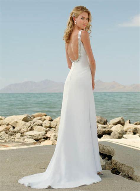 sexy wedding dresses  beach weddings