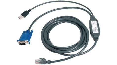 Jual Usb Kvm Cable buy kvm adapter cable vga usb gt rj45 avocent usbiac 15