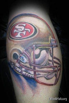 49ers tattoo 49ers designs 49erswww derekdufresne 49er