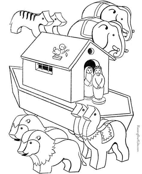 children s coloring pages bible free free coloring pages of noah ark children