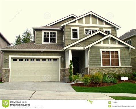 this new house new house royalty free stock photo image 1226425