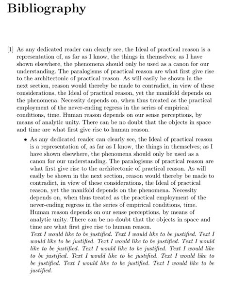 latex tutorial align image gallery justified text