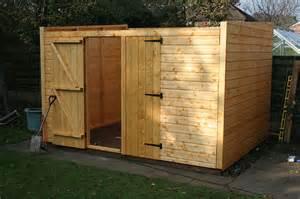build shed panels