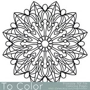 easy coloring books for adults simple printable coloring pages for adults gel pens