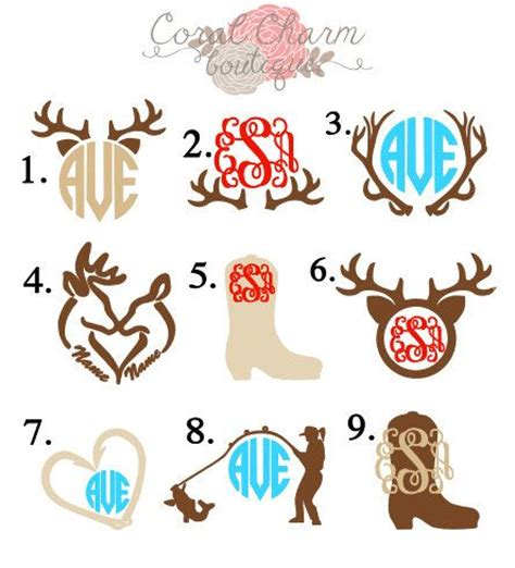 monogram ideas 1000 ideas about monogram car decals on pinterest car