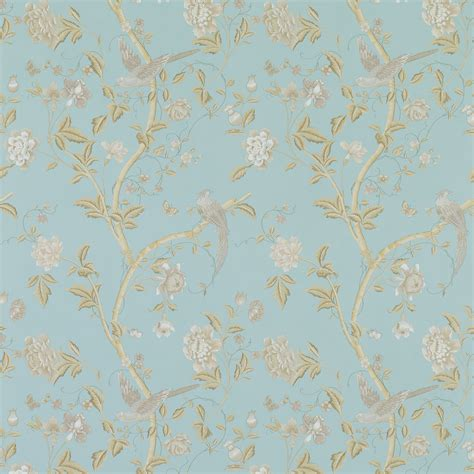 Love this wall paper for a girls room :)   home