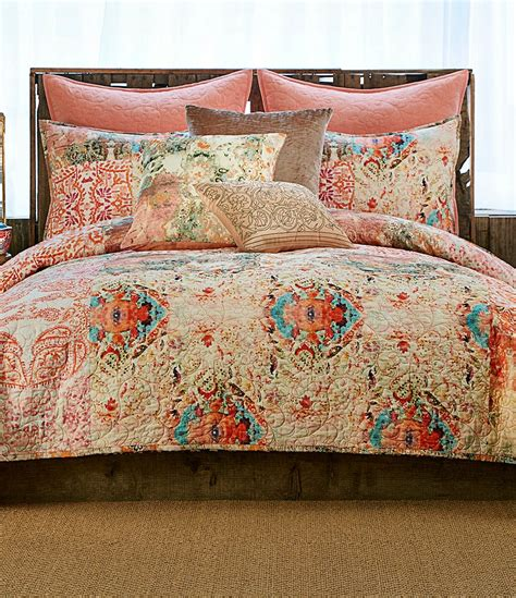 Poetic Wanderlust Quilt by Poetic Wanderlust By Tracy Porter Wish Cotton Voile Quilt