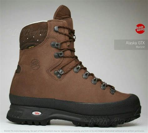 Sepatu Boot Pria Crocodile Zipper Leather 2 Varian the hanwag alaska probably the best heavy trekking boot on this planet gear