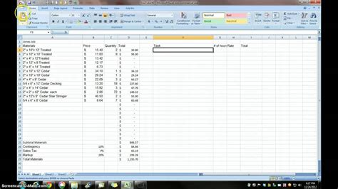 Construction Estimating Construction Estimating Excel Template Free Construction Estimate Template Excel