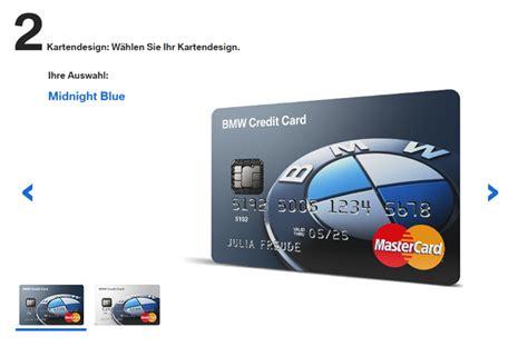 die bmw credit card premium im test