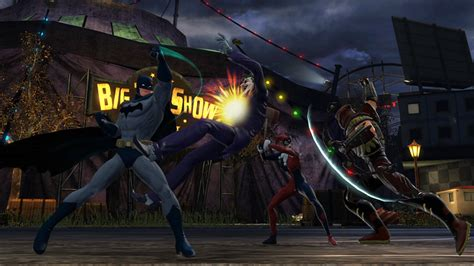 Dc Universe Online Giveaway - dc universe online review and download mmobomb com